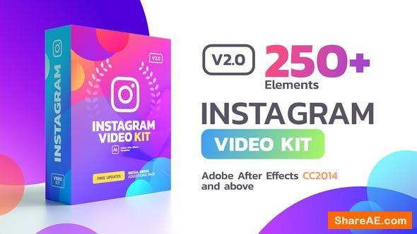 Color Tile - Videohive » free after effects templates